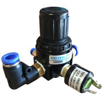 AIR REGULATOR: FORCECUT 40D Plasma Cutter