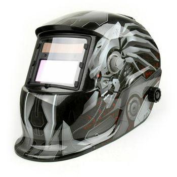 METAL ALIEN Welding Helmet